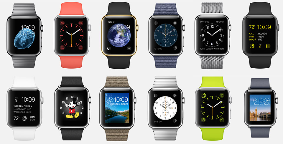 Apple Watch Poster 2015 Apple Watch Vidéo